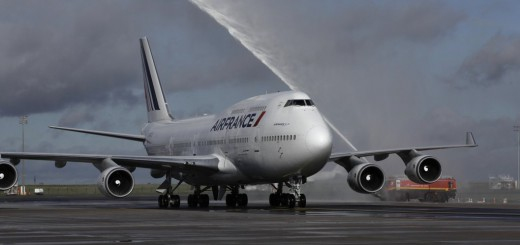 AF-Boeing 747 dernier vol