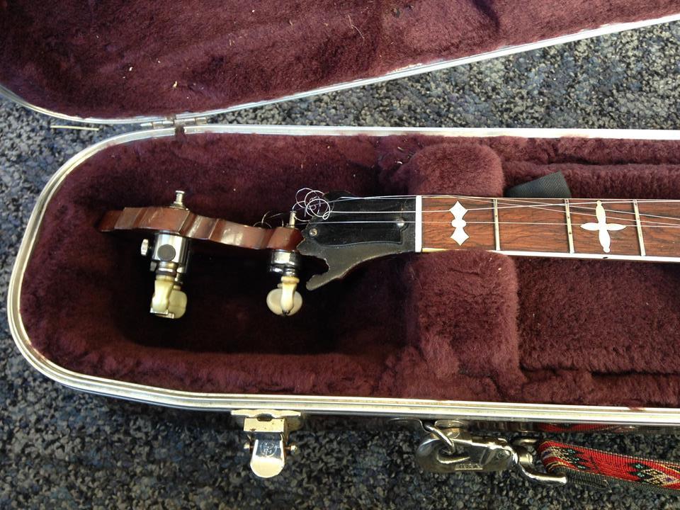 American-airlines: banjo-detruit