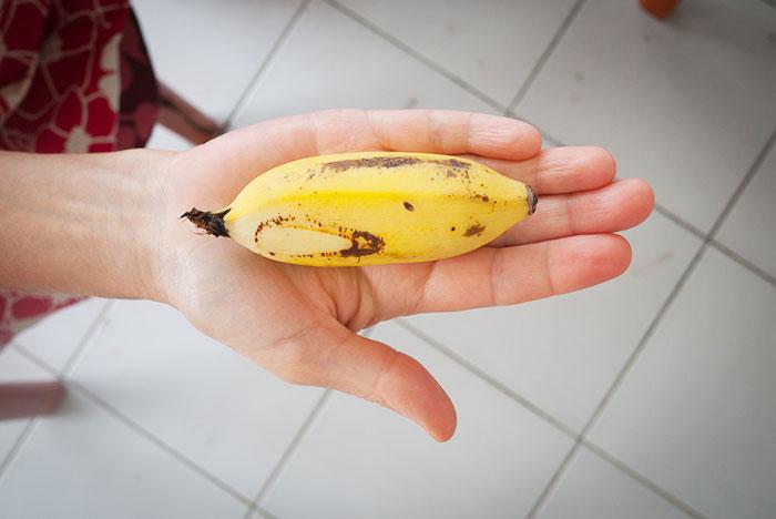 banane-pomme Photo Didier Laget