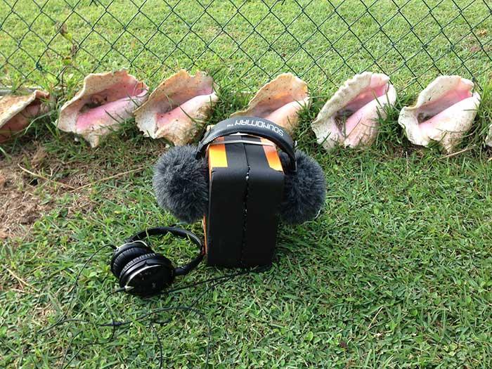 binaural-recording Photo Didier Laget