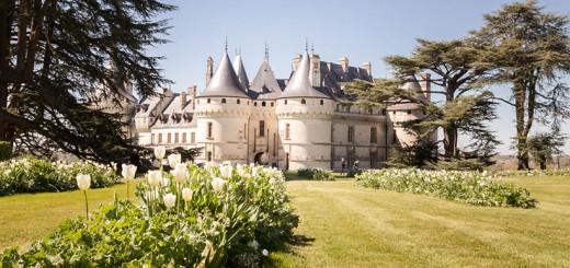 chateau-de-chaumont-sur-loire - - Photo copyright Didier Laget