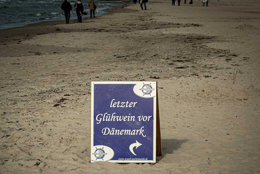 Pas loin du Danemark