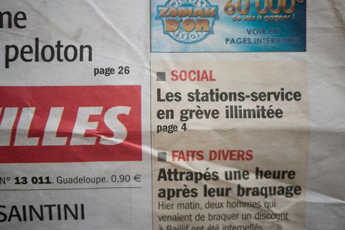 france-antille-greve