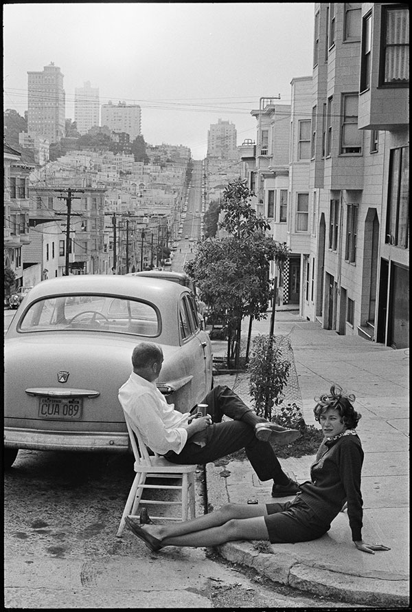 Henri Cartier Bresson San Francisco