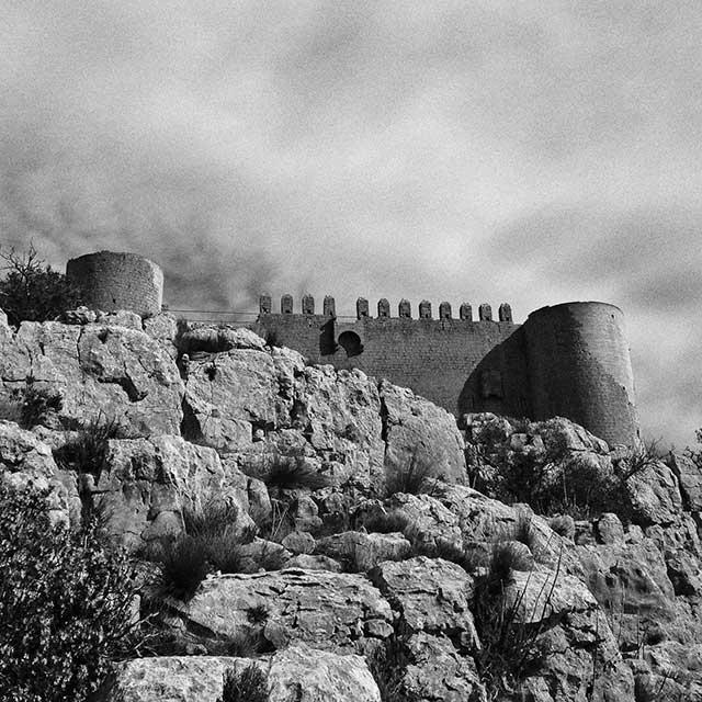 le-Castell-del-Montgri Photo Didier Laget