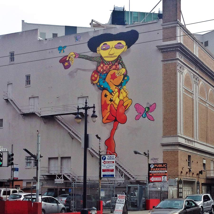 sf-os-gemeos A berlin - Photo copyright Didier Laget